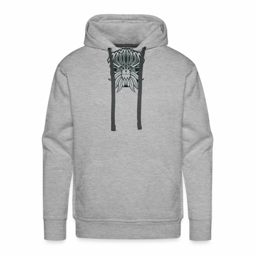 Abstract Creature @Bronkong - Männer Premium Hoodie