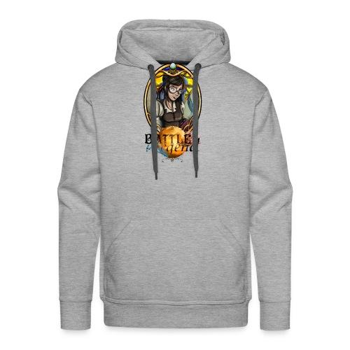 Battle for Legend : Surdouée - Sweat-shirt à capuche Premium pour hommes