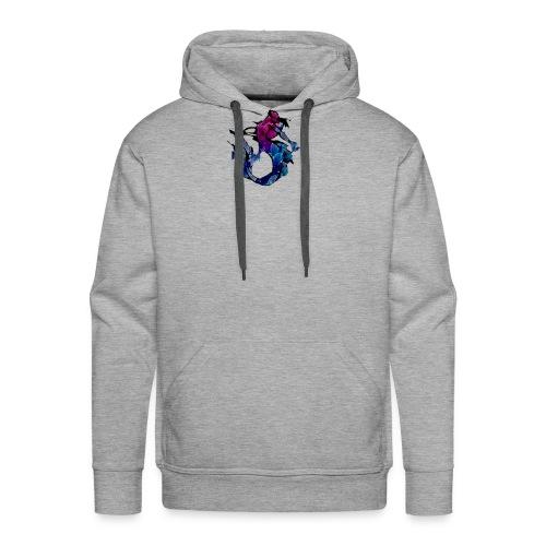 Sirena - Sudadera con capucha premium para hombre