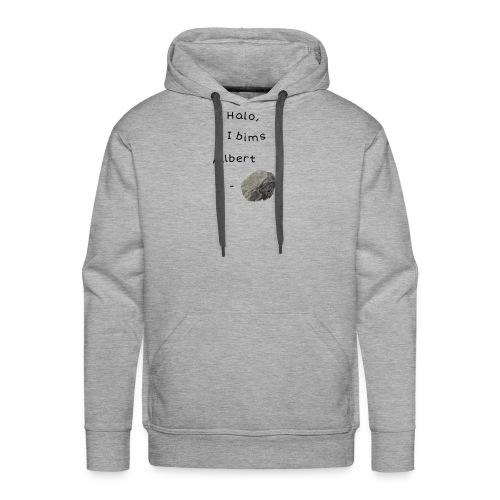 Albert Einstein - Männer Premium Hoodie