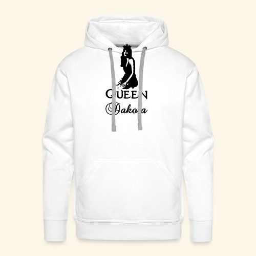 Queen Dakota - Men's Premium Hoodie
