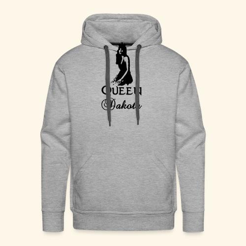 Queen Dakota - Men's Premium Hoodie