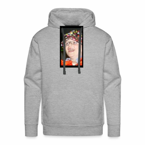 sean the sloth - Men's Premium Hoodie