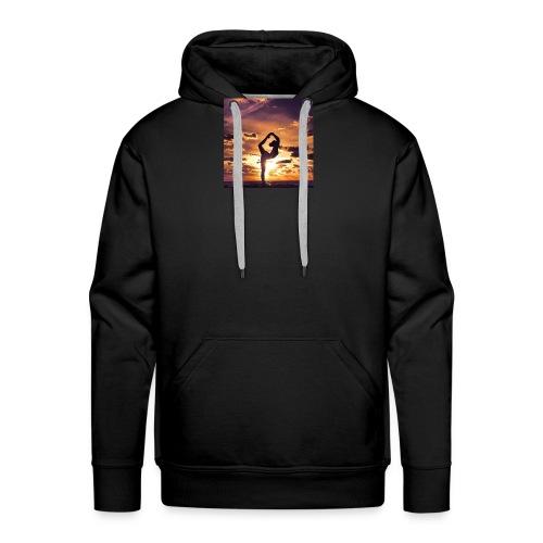 fee2 - Mannen Premium hoodie