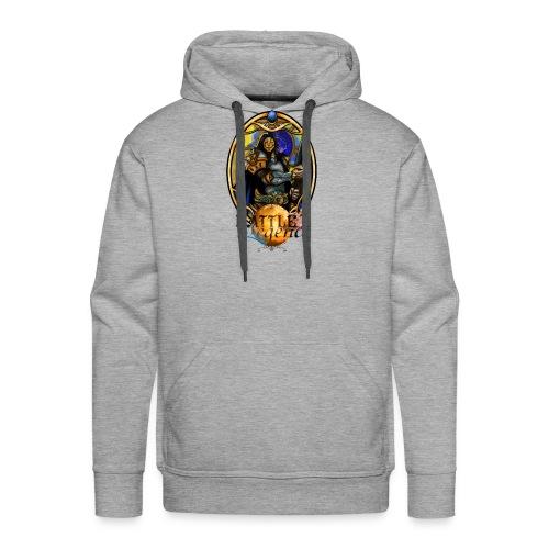 Battle for Legend : Guerrier Impérial - Sweat-shirt à capuche Premium pour hommes