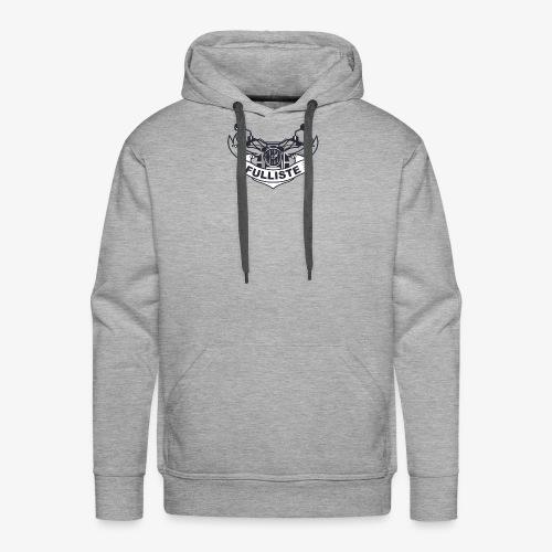 Fulliste - Sweat-shirt à capuche Premium pour hommes