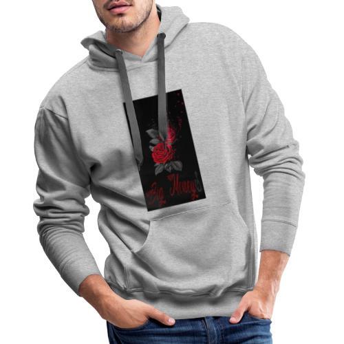 rose - BIG MONEY$ - Sudadera con capucha premium para hombre