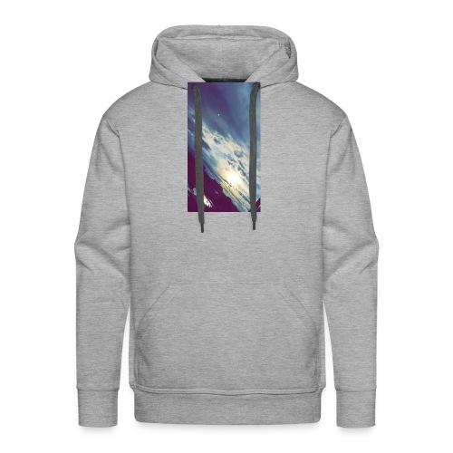 C1B00E38 59BE 4F8D AB6E D610F900D596 - Sweat-shirt à capuche Premium pour hommes