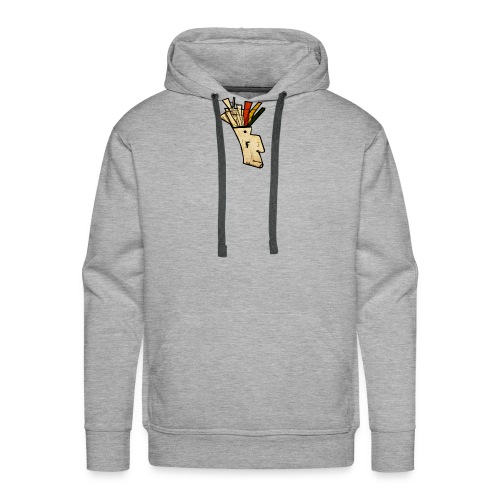Indian - Men's Premium Hoodie
