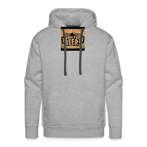 United Beers T-Shirt - Männer Premium Hoodie