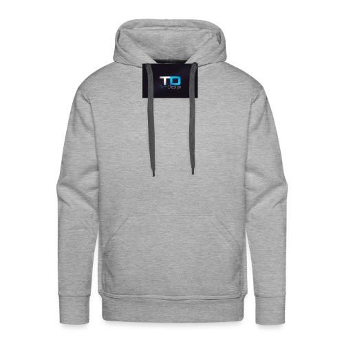 Tomi Toth logo - Men's Premium Hoodie