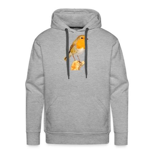 Robin - Mannen Premium hoodie
