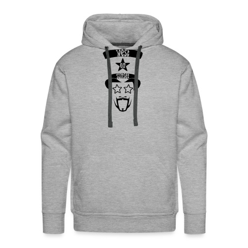 westonsunset_head - Men's Premium Hoodie