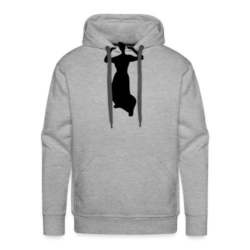Eurythmist Figur - Männer Premium Hoodie