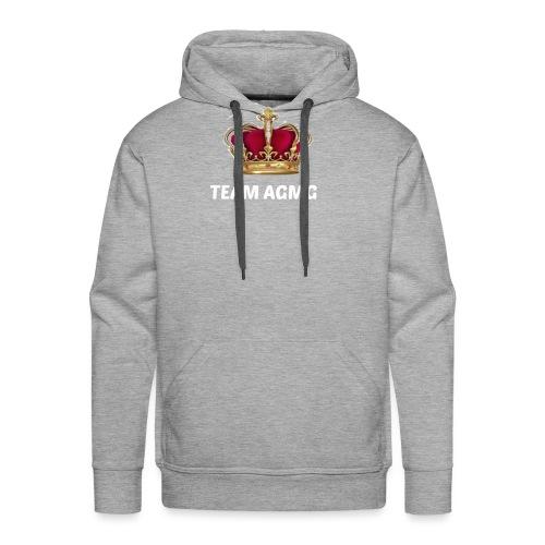 TEAM AGMG - Sweat-shirt à capuche Premium pour hommes