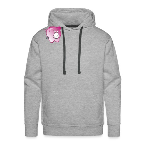 Pig - Symbols of Happiness - Men's Premium Hoodie
