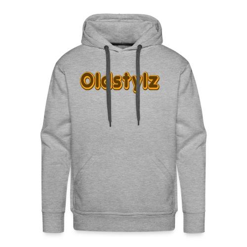 Oldstylz Original - Sweat-shirt à capuche Premium pour hommes