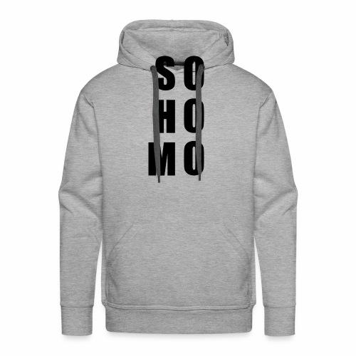 so homo - Men's Premium Hoodie