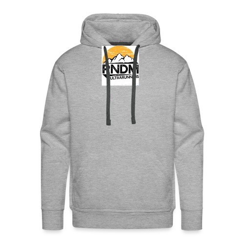 RndmULTRArunners T-shirt - Men's Premium Hoodie