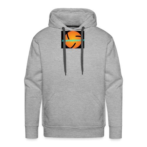 LOGO PixForCraft (Le logo de Juin 2017) - Sweat-shirt à capuche Premium pour hommes
