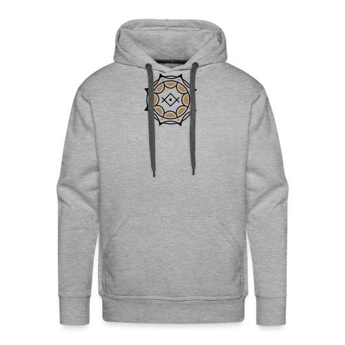 Spirituelles Symbol, Gruß der Lichtarbeiter, Kryon - Männer Premium Hoodie