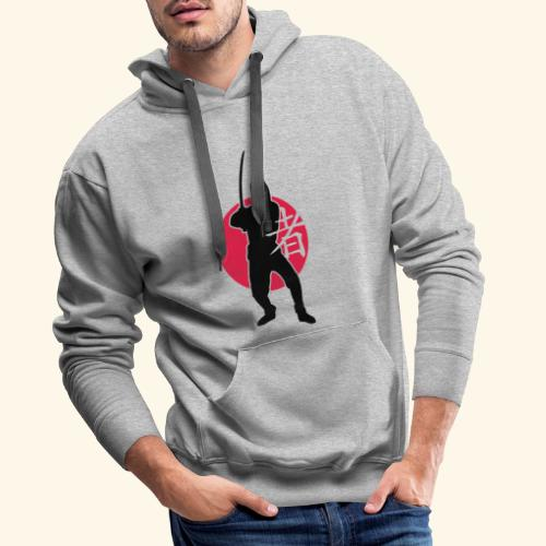 Ninja - Männer Premium Hoodie