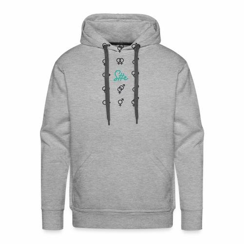 All Version of Self - Mannen Premium hoodie