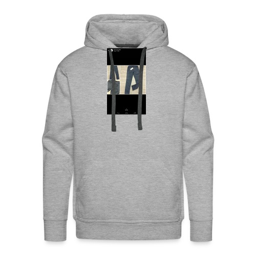 Allowed reality - Men's Premium Hoodie
