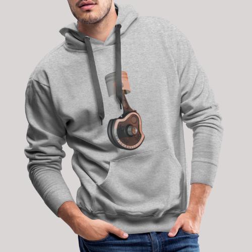 Racing Gear (zwart) - Mannen Premium hoodie