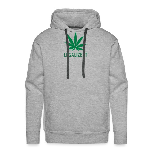 legalize it - Miesten premium-huppari