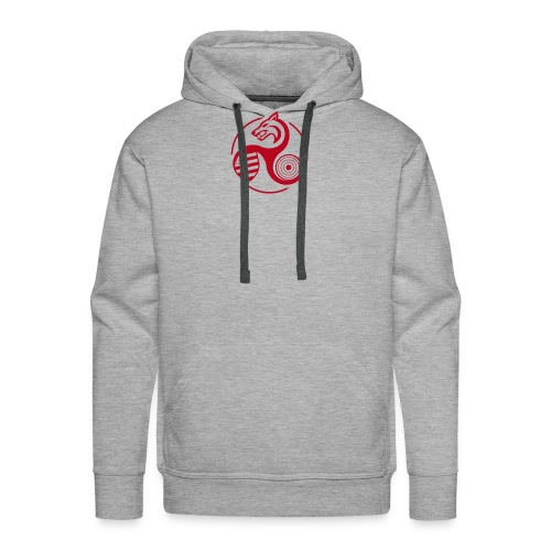 ArcherdArmoriqueV - Sweat-shirt à capuche Premium pour hommes