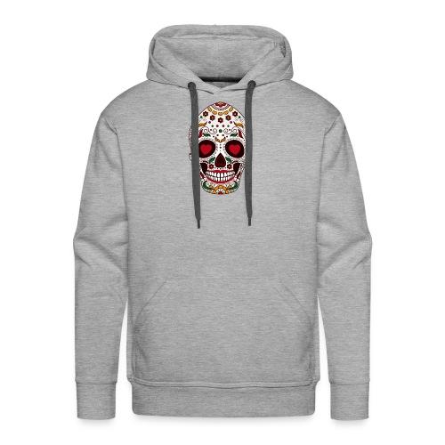Skeletor felt in love - Männer Premium Hoodie