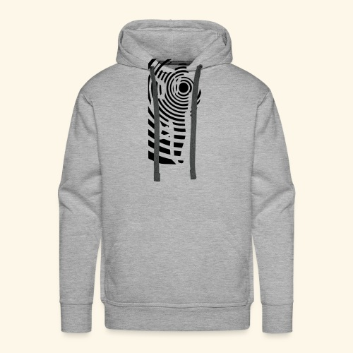 Crazy Skankers Graphik - Sweat-shirt à capuche Premium pour hommes
