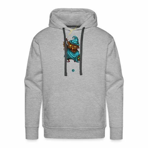 Drunken Owl - Men's Premium Hoodie