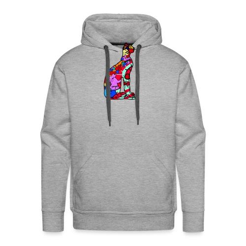 Serenicat - Men's Premium Hoodie