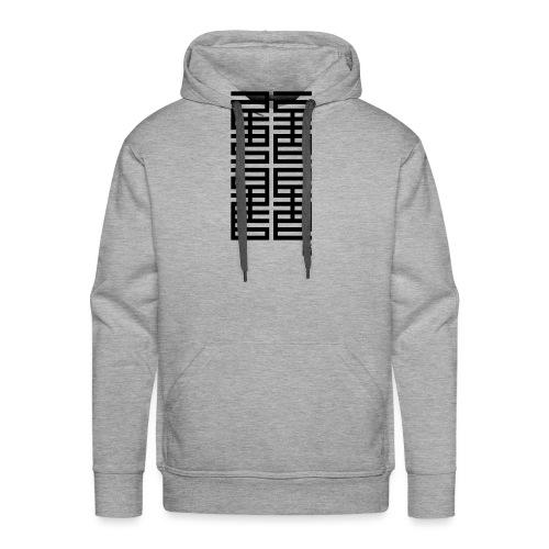 BLK D3N 013 - Men's Premium Hoodie
