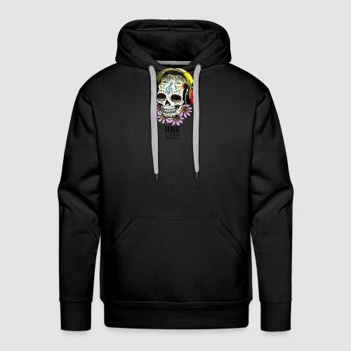 smiling_skull - Men's Premium Hoodie