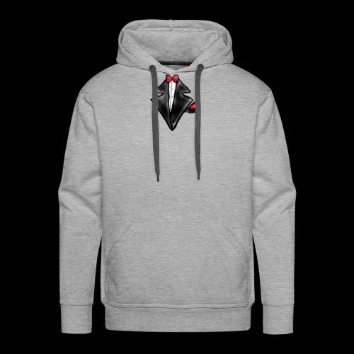 Costume Dessin - Sweat-shirt à capuche Premium pour hommes