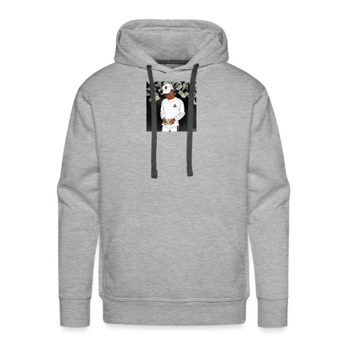 Nigga - Herre Premium hættetrøje