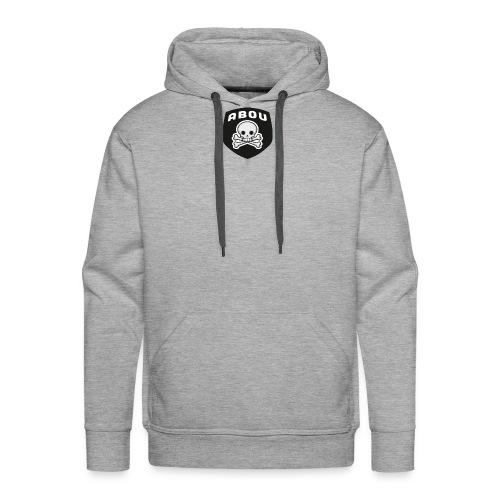 LOGO - Mannen Premium hoodie