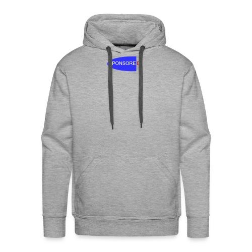 SPONSORED - Männer Premium Hoodie