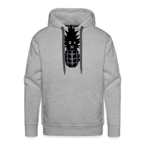 Ananas - Sweat-shirt à capuche Premium pour hommes