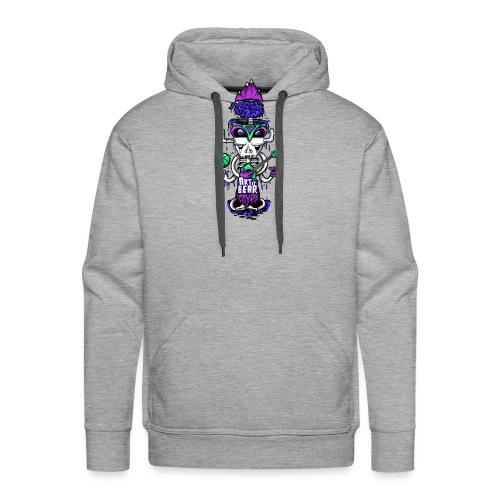 Totem Emadali - Sweat-shirt à capuche Premium pour hommes