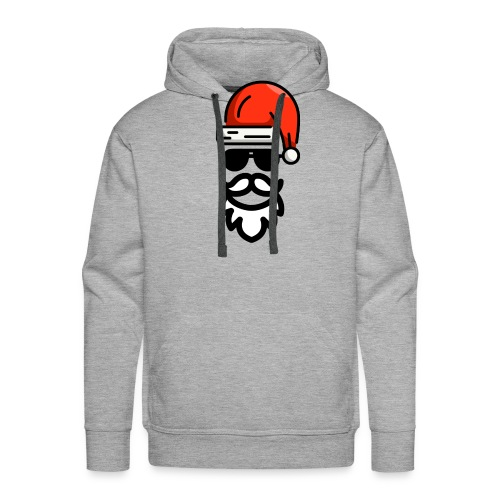 Cool Santa / Cooler Weihnachtsmann - Männer Premium Hoodie