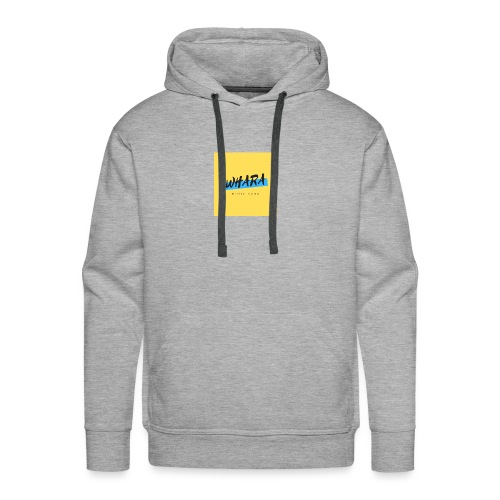 Collections Music Song Two - Whara Music - Sweat-shirt à capuche Premium pour hommes