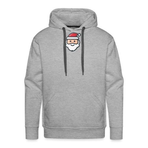 if Santa Claus 1651938 - Men's Premium Hoodie