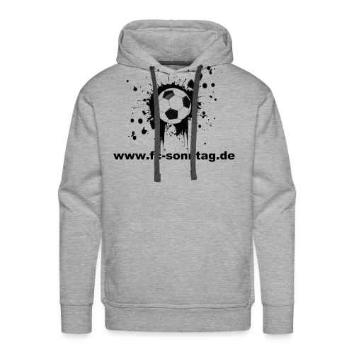 FC Sonntag Ball - Männer Premium Hoodie