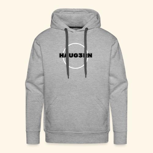 HAUG3RN - Premium hettegenser for menn