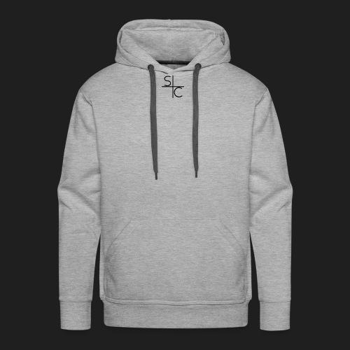 space curve - Mannen Premium hoodie