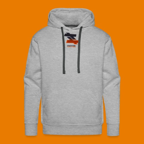 FoxxyTube Cap - Men's Premium Hoodie